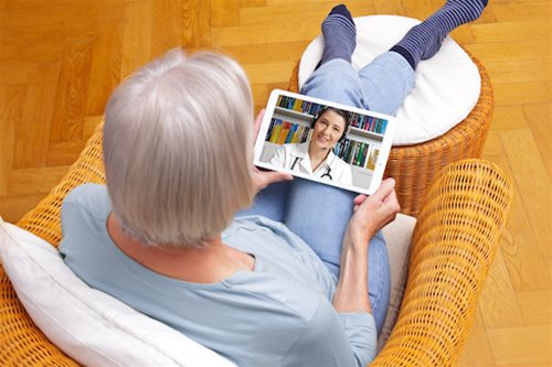 COVID-19 Pushes Telehealth to The Forefront